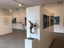 Blick in die Kunstkammer der Schlössle Galerie