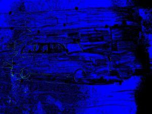 """Heinz Morstadt zeigt sein Werk """"Austin FX4"""""""